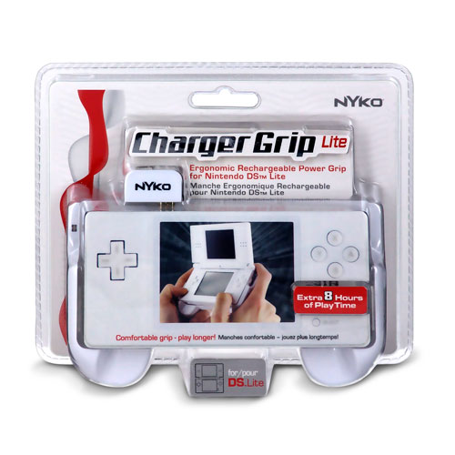 Nyko Charger Grip DS Lite