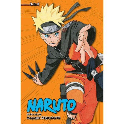 Naruto 10: 3-in-1 Edition (Volumes 28, 29, 30)