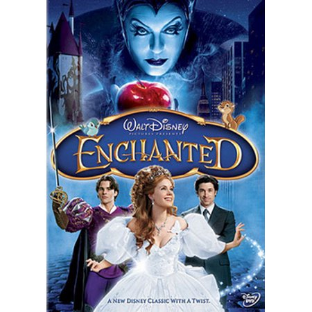 - Enchanted (DVD)