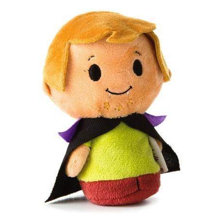 Hallmark Scooby-Doo Halloween Vampire Shaggy Itty Bittys Plush New with Tags - Halloween Hallmark