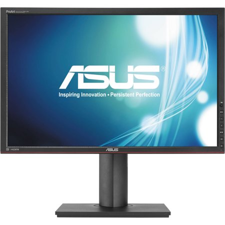 Refurbished - ASUS PA248Q 24 IPS LED Backlit Monitor 1920x1200 6ms VGA DVI HDMI Displayport for $<!---->
