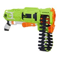 Nerf Zombie Strike Ripchain, Includes 25 Zombie Strike darts