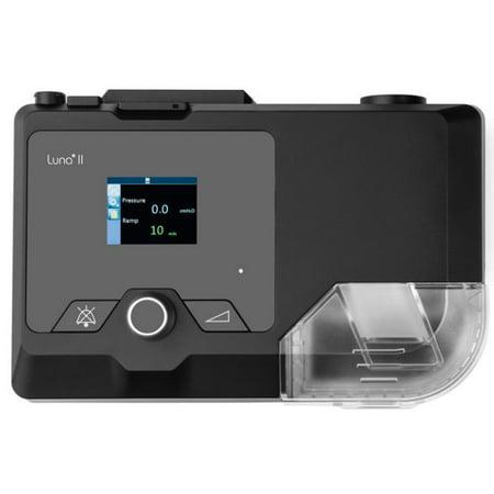 Luna II Auto CPAP Machine (LG2A00) with Heated Humidifier by 3B Medical - APAP Machine (No Tax) (Auto Cpap Machine)