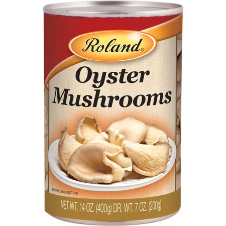 (6 Pack) Roland Mushrooms, Oyster, 14 Oz