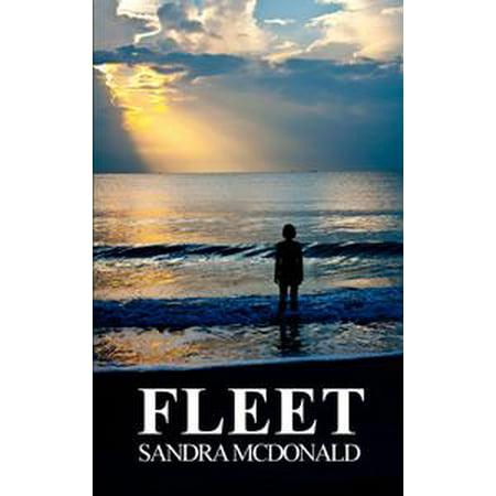 Fleet: A Transgender Sci Fi story - eBook