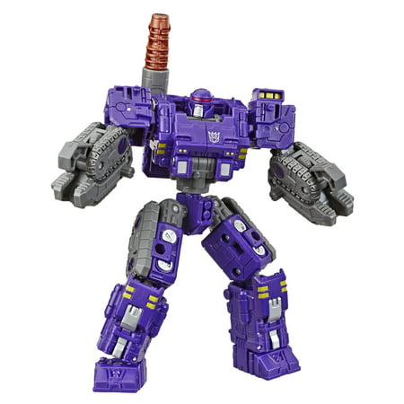 Transformers Generations War for Cybertron Deluxe Brunt Weaponizer - Transformers For Girls