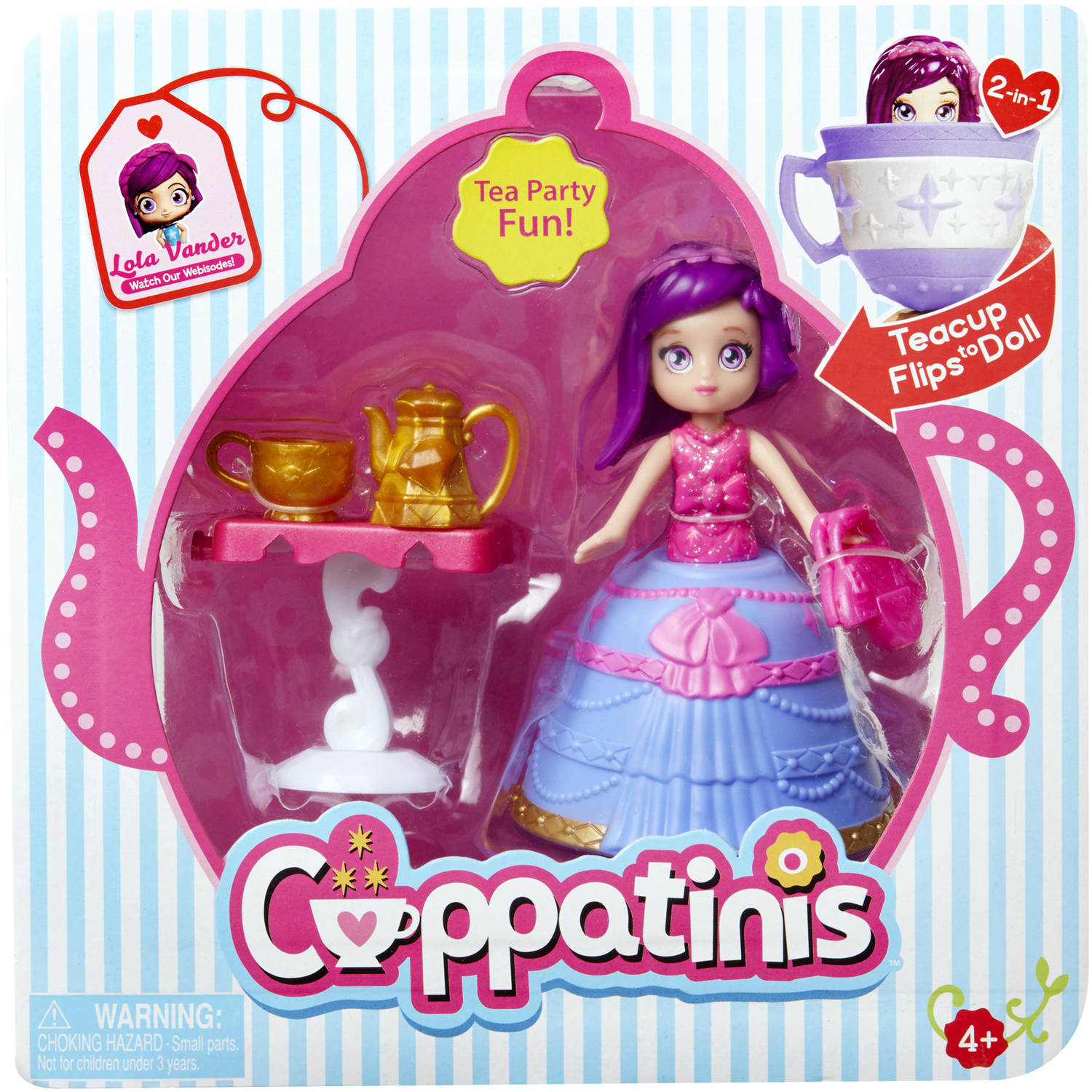 Cuppatinis Lola Vander and Accessories