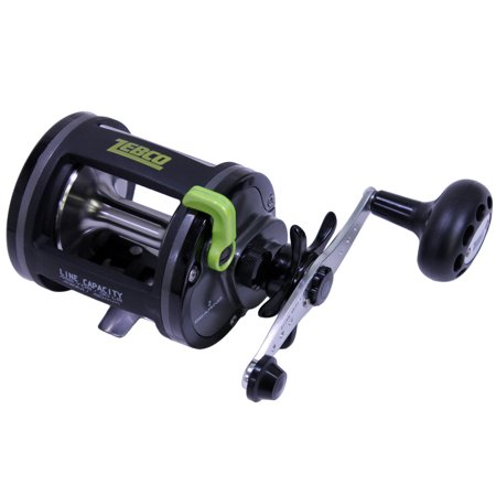 Zebco / Quantum Big Cat XT Baitcast Reel 4.2:1, 2 Bearing, Right Hand