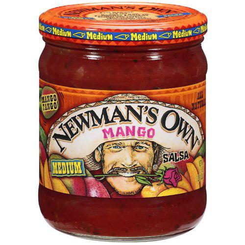 Newman's Own Mango Medium Salsa16 oz
