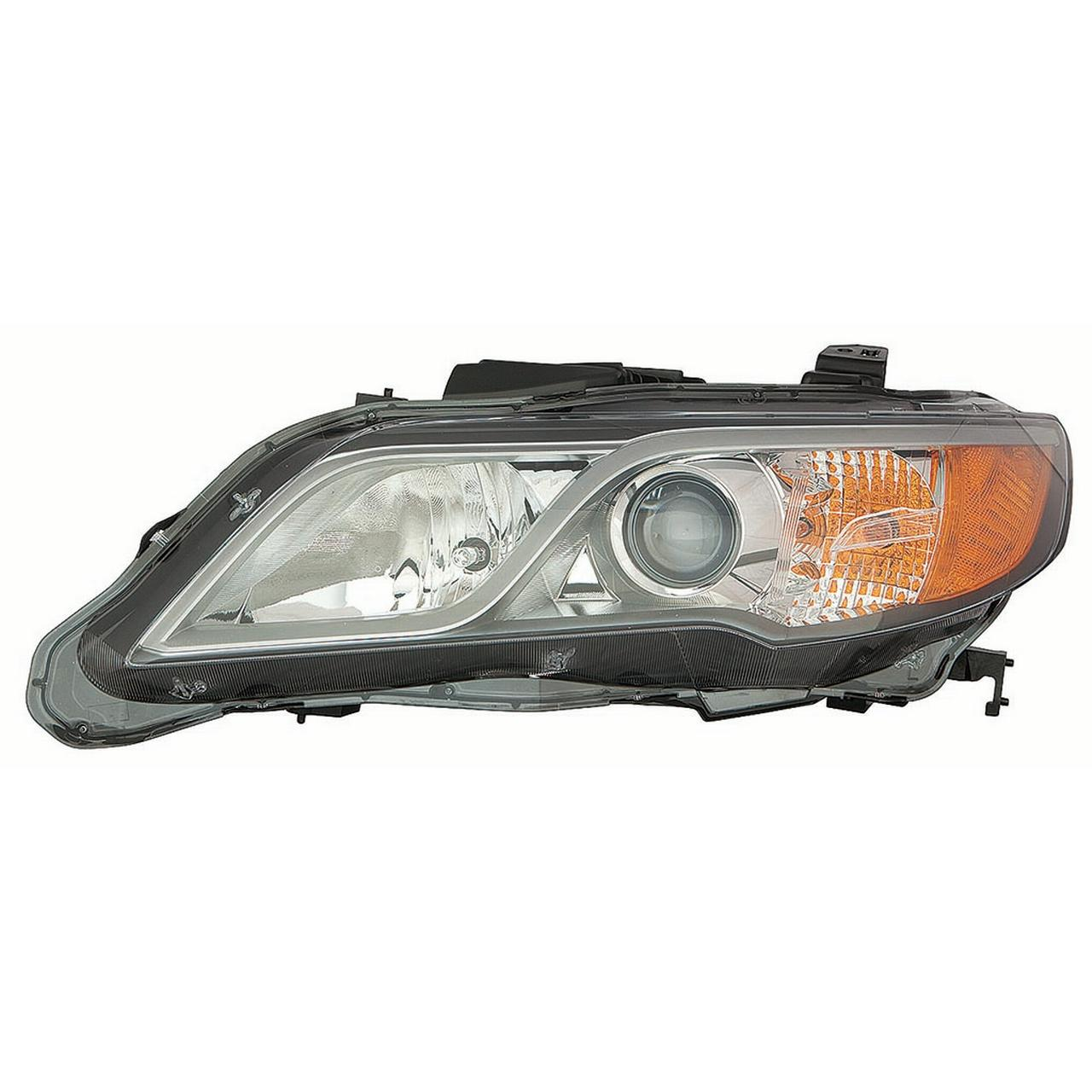 CarLights360: For 2013 2014 2015 ACURA RDX Head Light