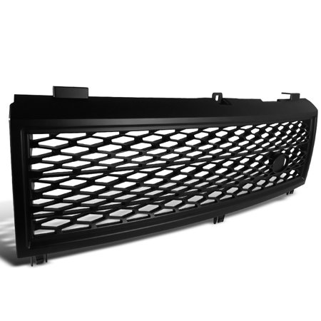 Spec-D Tuning 2003 2004 2005 Range Rover Hse Black Mesh Grill Grille New 03 04 05