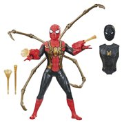 Marvel Spider-Man Web Gear Spider-Man Action Figure, Spider Legs, Web Blasters, and More