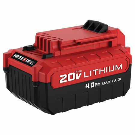 PORTER CABLE 20-Volt Max 4.0-Amp Lithium-Ion Battery,
