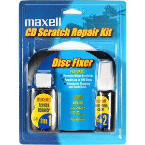 MAXELL CD/CD-ROM SCRATCH REPAIR