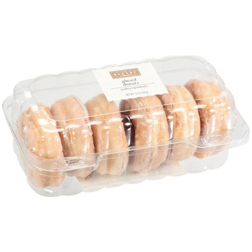 The Bakery At Walmart Glazed Donuts 12 Oz