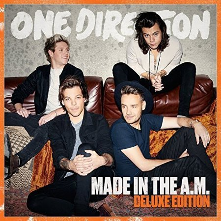 One Direction - Made in the a.M. (Deluxe) [CD]
