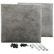 DEI Battery Box Heat Shield Kit 2012-2015 Jeep JK Models