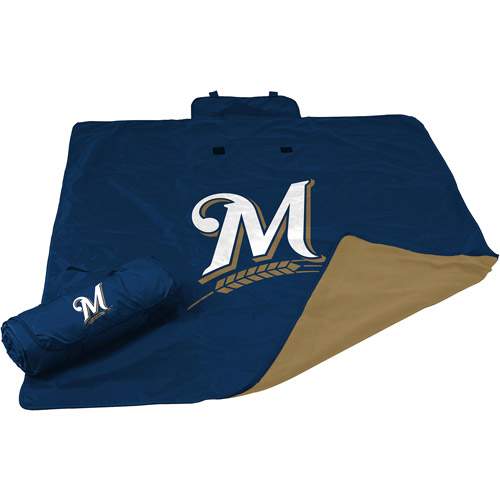 Milwaukee Brewers All-Weather Blanket