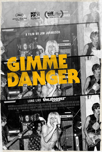 Gimme Danger [DVD] by