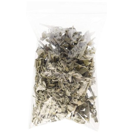 Incense Garden White Sage Loose Leaves, 2 Ounces Loose White Sage