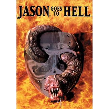 Jason Goes To Hell: The Final Friday (DVD) (Hell In A Cell Mankind Vs Kane)