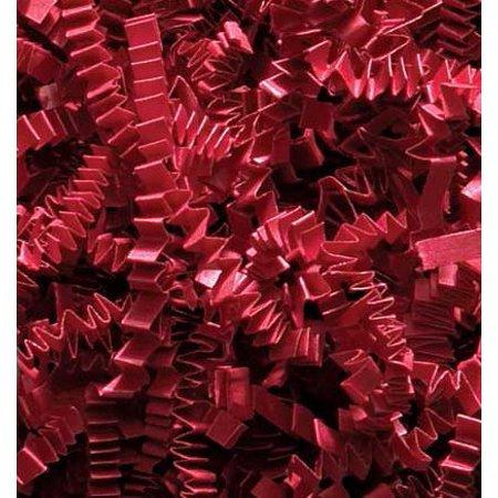 14 Lb Crinkle Cut Paper Shred Red Gift Basket Filling By 14