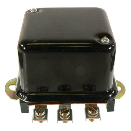 db electrical  gdr6003 6 volt regulator for generator two unit/ a circuit/ positive ground/ 1116807, 1116816, 1118291, 1118308, 1118780, 1118982, 1119575, d645, d657