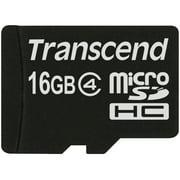 TRANSCEND INFORMATION TS16GUSDC4 TRANSCEND 16GB MICRO SDHC4 (NO BOX & ADAPTER)