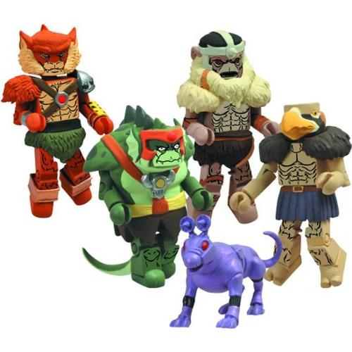 Thundercats Minimates Series 2 Box Set