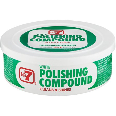 NO. 7 White Polishing Compound