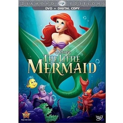 The Little Mermaid: Diamond Edition (DVD   Digital Copy) (Widescreen)