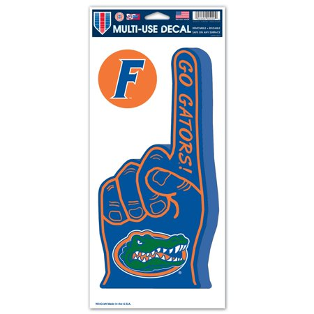 Florida Gators Official Ncaa 4 Inch X 9 Inch Foam Finger Multiuse