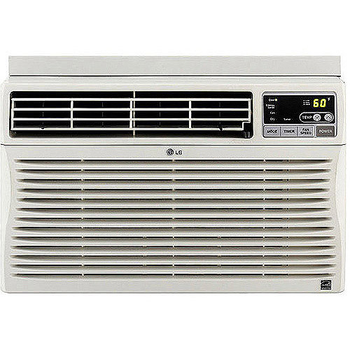 LG Electronics LW1512ERS High Efficiency 15,000-BTU Room Window Air Conditioner