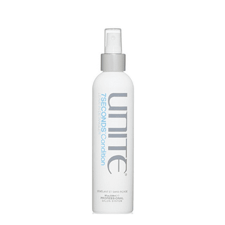 Unite 7Seconds Condition Leave In Detangler Hairspray, 8 Oz
