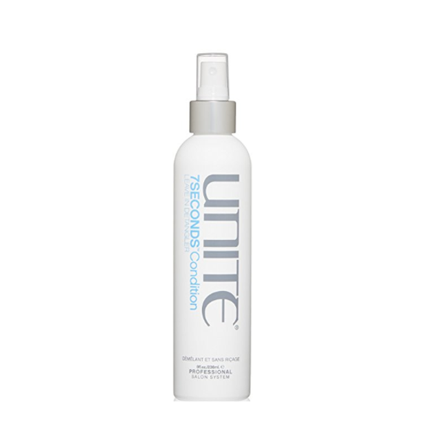 ($29.50 Value) Unite 7Seconds Condition Leave In Detangler Hairspray, 8 Oz