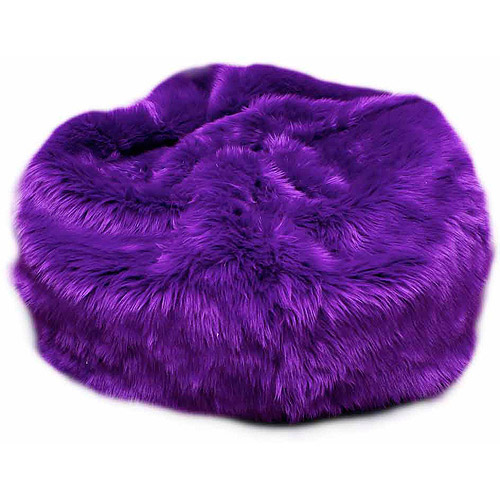 Small Beanbag, Multiple Colors and Textures