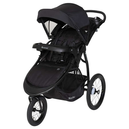 Baby Trend Expedition Race Tec Jogger - Ultra Black - Black