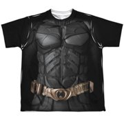 Dark Knight Batman Costume Big Boys Sublimation Shirt