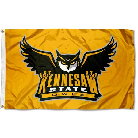 Kennesaw State University Owls Flag - Kennesaw State University Halloween Party