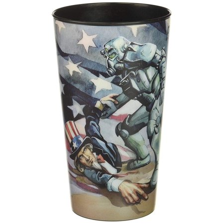 Fallout CDA: Lend a Hand to Uncle Sam 16oz Stadium Cup - Stadium Cups