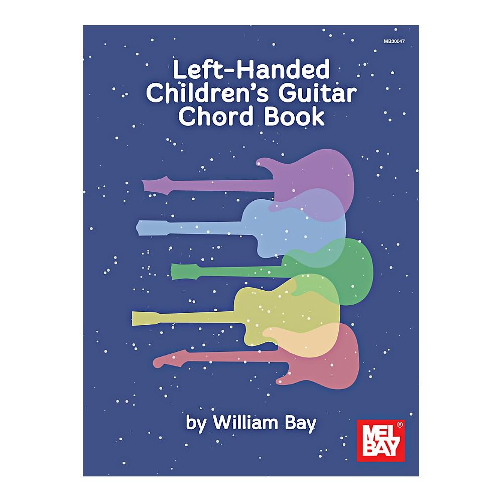 Left Handed Childrens Guitar Chord Book Paperback Walmart