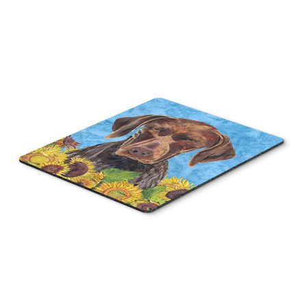 German Shorthaired Pointer Mouse Pad, Hot Pad or Trivet