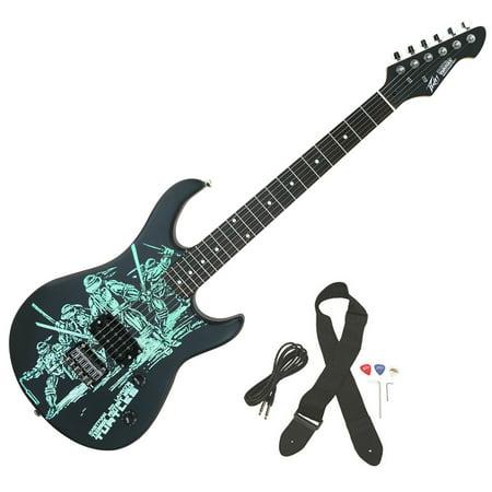 Peavey Custom Guitar (Peavey Teenage Mutant Ninja Turtles TMNT Eastman / Laird Electric Guitar (SDCC))