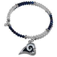 NFL Los Angeles Rams Crystal Bracelet