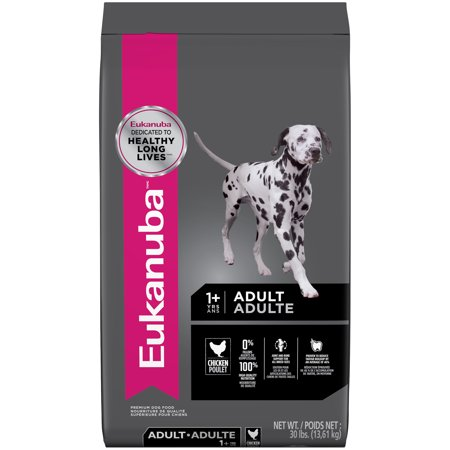 Eukanuba Lamb & Rice Formula Dry Dog Food, 30 Lb (Eukanuba Daily Care)