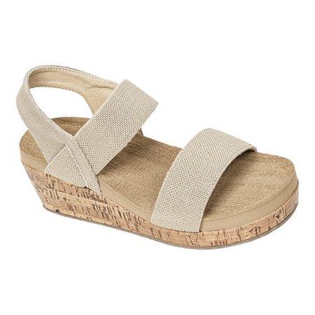 Womens Tidewater Sandals Yadkin Wedge Sandal