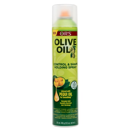 ORS Olive Oil with Pequi Oil Control & Shape Holding Spray 9.5
