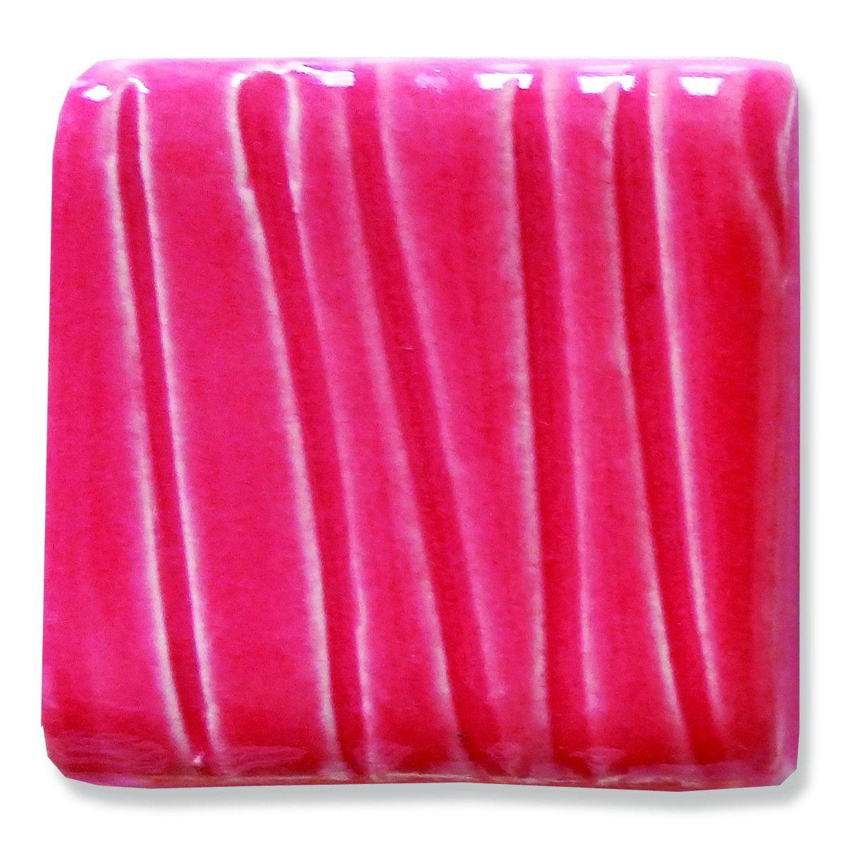 Speedball Art 16 oz. (pint) Earthenware Glaze--Pink