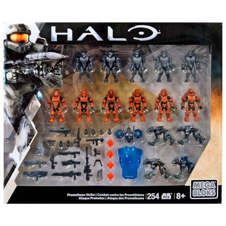 Halo Promethean Strike Set Mega Bloks DYT39