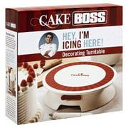 Cake Boss Decorating Tools Cake Decorating Turntable